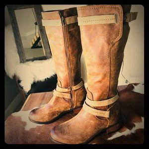 Ugg Round toe ridding boot